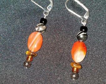Bengal Inspired Earrings