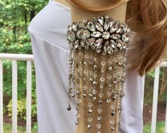 Swarovski Wedding Jewelry, Swarovski Bridal Jewelry, Swarovski Wedding Bracelet, Swarovski Bridal Bracelet, Swarovski Crystal Bracelet