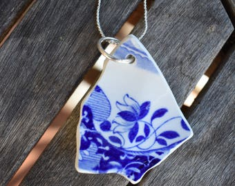 Porcelain Shard Necklace