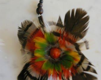 Waorani Rain Forest Single Earings