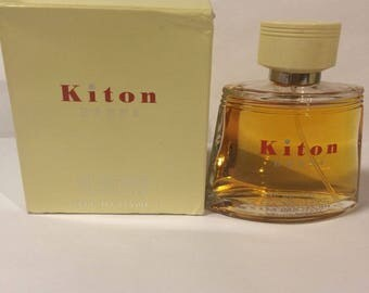 KITON DONNA EAU De Parfum Spray 2.5oz/75ML