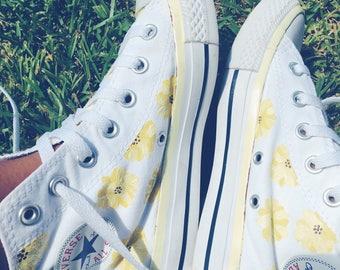 Hippie Converse