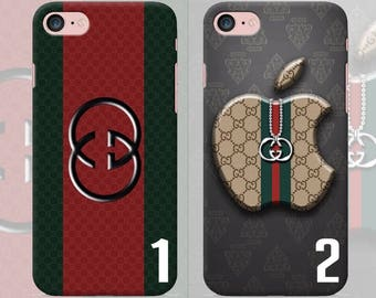 Gucci Phone case iPhone 7 7 Plus 6 6s 6 plus 5 5s 5se 4 4s Samsung galaxy case s7 edge s7 s6 s5 s4 s3 mobile phone cover case apple logo