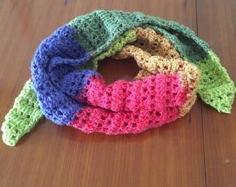 Crochet Gypsy Scarf