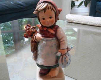 """Hummel Figurine 204 """"Weary Wanderer"""""""