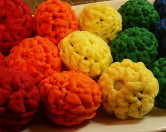 Tulle Dish Scrubbies