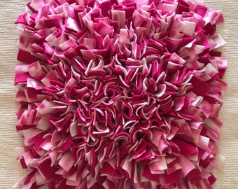 """Rooting Rug/Snuffle Mat. 12"""" x 12"""" Free Shipping"""