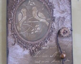 Birds Frame Journal/Diary/Notebook/Travel Journal