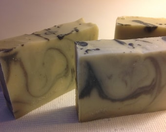 Ginger Fish Soap by The Vermont Soap Barn