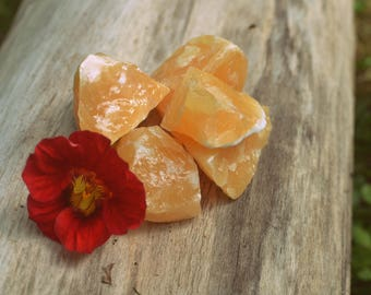 Citrine for Optimism and Manifestation
