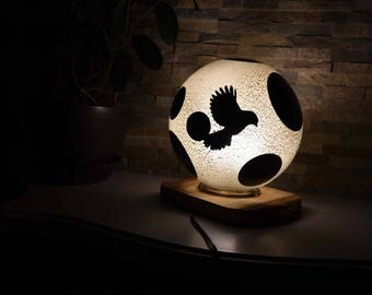 Lamp ball decor