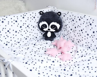 Baby Bedding 75x100 with Filling. Baby Bedding Set/Crib Bedding Set/ Cot Bedding/Bedding Nursery/Nursery Bedding Sets
