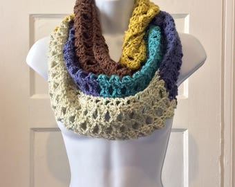 Shell Scarf