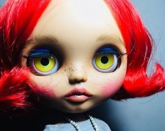 OLIVIA-Custom Blythe Doll