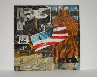 America : Steve Mac Queen