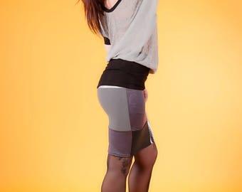 skirt original patchwork fabrics