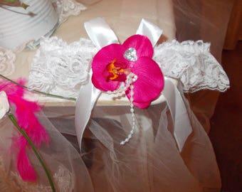 for custom wedding garter