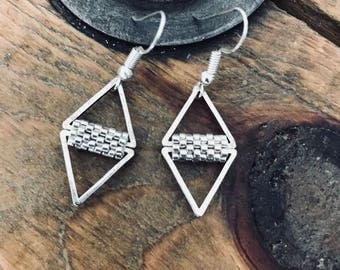 Earrings silver •LYA•
