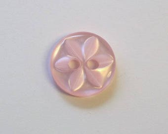 Button 2 holes - 001591 star 11 mm x 100