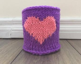 Heart Tea Cozy