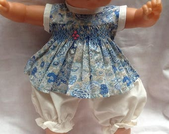 set Liberty Blue Elysian 36 cm doll clothing