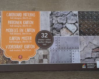 Walls cardmaking scrapbooking papers