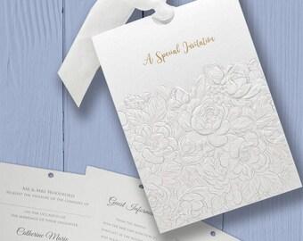 Enchanting Wedding Invitation