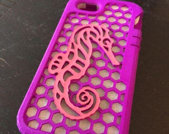 Custom Design 3D printed iphone 5s cell phone case