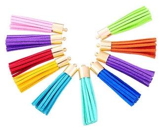 3.5 cm / 25 mixed jewelry pendants, tassels, tassel jewelry leisure creative 3.5 cm