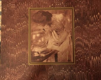 Cocteau Twins EP The Spangle Maker vintage 1984 vinyl Record