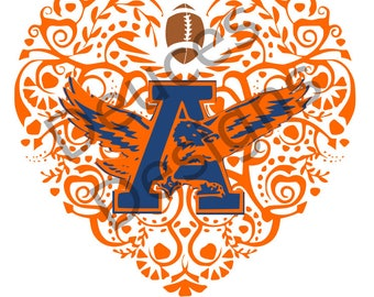 Auburn War Eagles