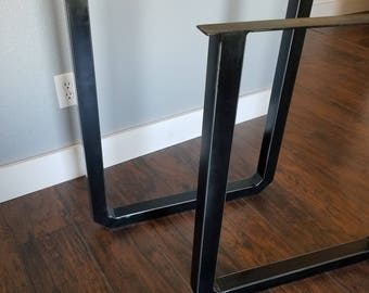 Metal Table Legs Etsy Au