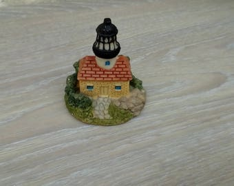 House miniature Lighthouse for creating village