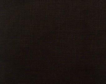 Toile pour broderie  50 x 60 cm lin Coupon 50 x 60 lin 16 fils châtain foncé Newcastle de Zweigart
