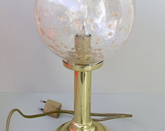 Vintage  table lamp,desk lamp,mood lighting,Mid Century Modern lamp