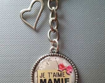 key ring I t ' love Grandma