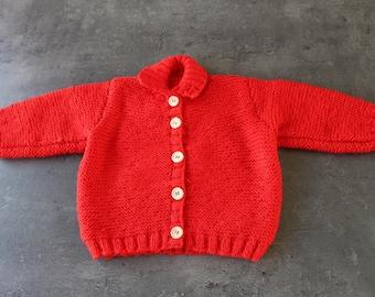 red vest 3 months