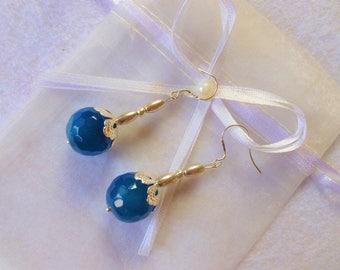 """Caribbean"" earrings"
