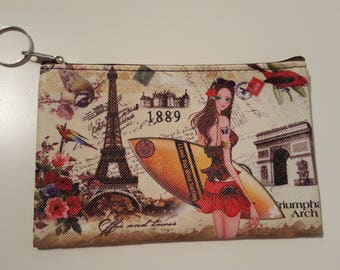 Clutch purse fashion Paris SURF