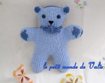 bear my Blue 1