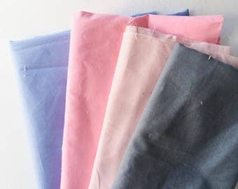 SET of 4 COUPONS cotton 50%