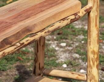 mobilier bois naturel du p rigord par ocreationbois sur etsy. Black Bedroom Furniture Sets. Home Design Ideas