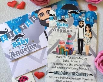 Invitación de Boda • Baby Shower • Wedding Invitations