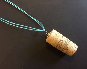 Luna Lovegood Butterbeer Necklace