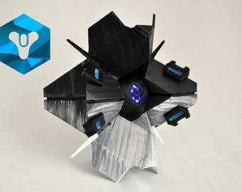 Full scaled LED Ghost Consumed shell