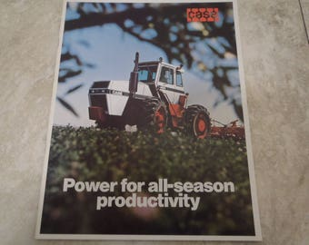 Case 90 Series Tractor Literature