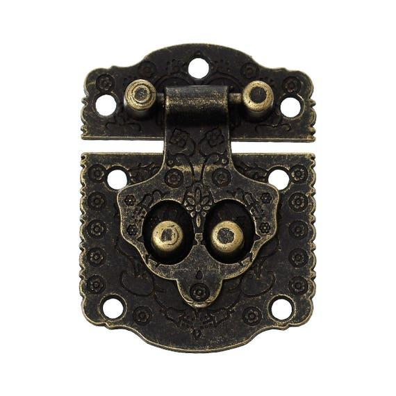 1 clasp set - bronze - size: 54 mm