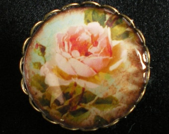 """BROOCH """"Romantic poetry"""" Collection"""