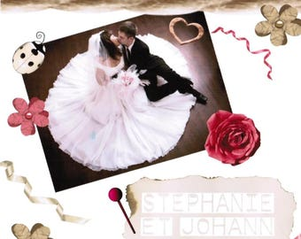 Congratulations for the bride and groom collection