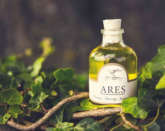 Ares Beard Oil by First Olympian